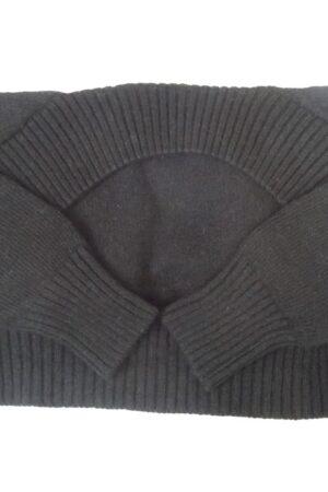 Scaldaspalle in lana, cashmere e viscosa