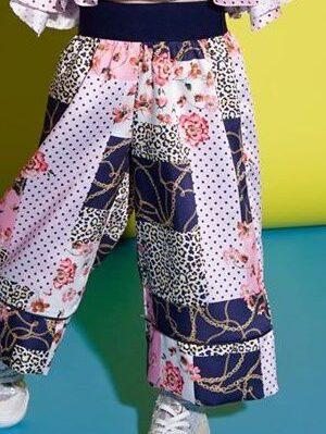 Pantalone da bambina