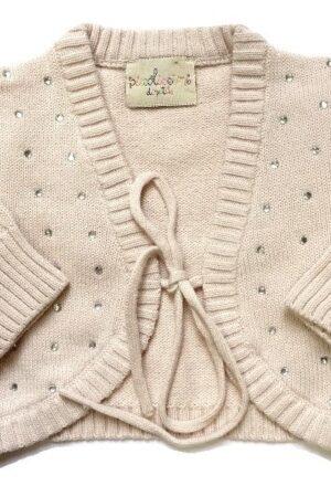 Scaldaspalle Petit in cotone per bambina