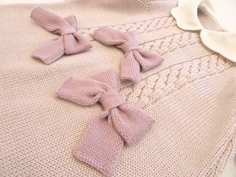 Completino in lana Bebè di Almy