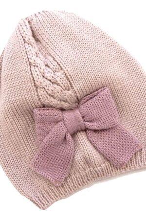 Cappellino in lana merinos