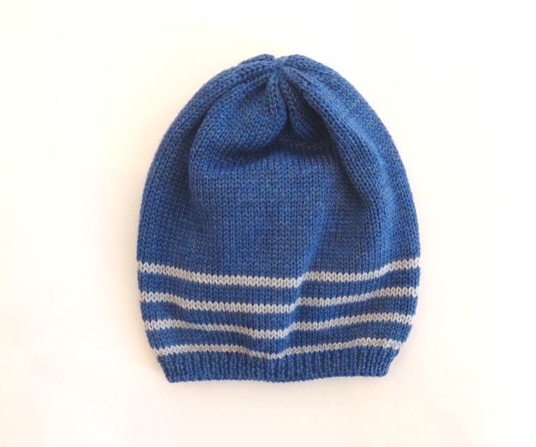 Cappellino in lana per neonato