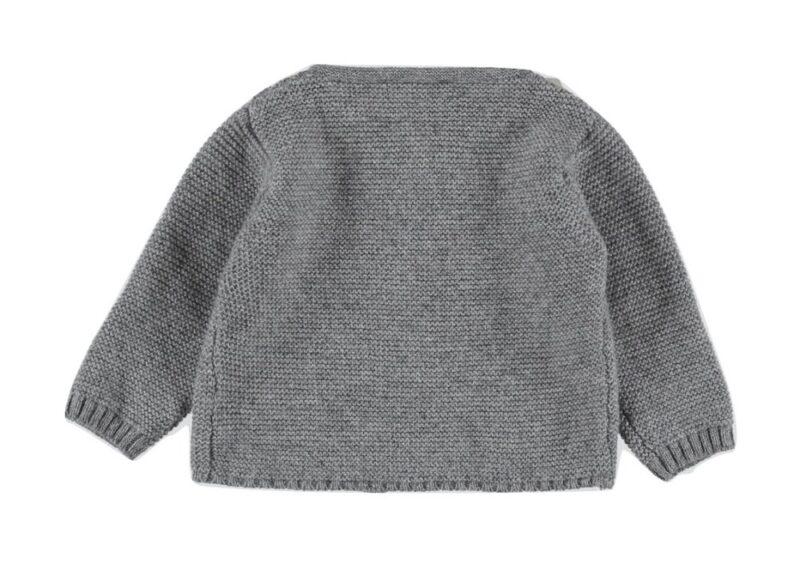 Cardigan Aletta in lana