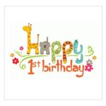 Gift Voucher Primo Compleanno