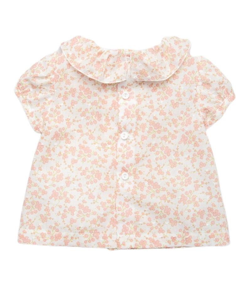 Camicia in puro cotone Aletta