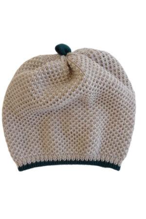 Cappellino in lana per neonato Bèbè di Almy