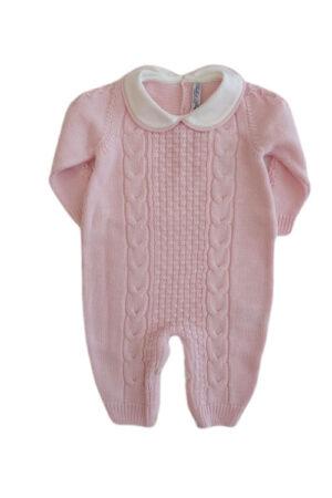 Tutina in lana per neonata Bebè di Almy