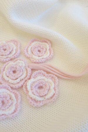 Copertina in lana Bebè di Almy