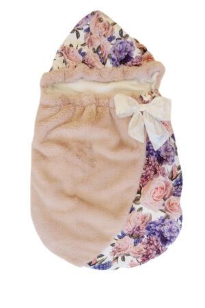 Port-enfant per neonata in ciniglia