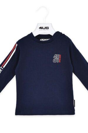 T-shirt baby boy 4US Paciotti