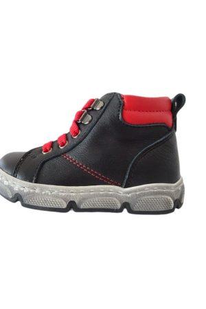 Sneaker alla caviglia in pelle Rossano